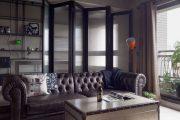 Фото 54 Черный потолок в квартире: 80 нестандартных и стильных реализаций