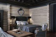 Фото 11 Черный потолок в квартире: 80 нестандартных и стильных реализаций