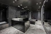 Фото 56 Черный потолок в квартире: 80 нестандартных и стильных реализаций