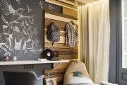 Фото 12 Черный потолок в квартире: 80 нестандартных и стильных реализаций
