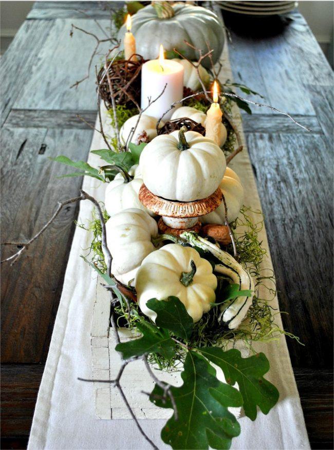 Природные дары украсят новогодний стол в год Огненного Петуха