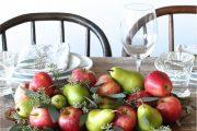 Фото 5 Идеи и советы от мастеров сервировки: как гармонично украсить стол на Новый год 2019