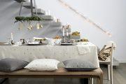 Фото 11 Идеи и советы от мастеров сервировки: как гармонично украсить стол на Новый год 2019