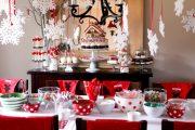 Фото 12 Идеи и советы от мастеров сервировки: как гармонично украсить стол на Новый год 2019