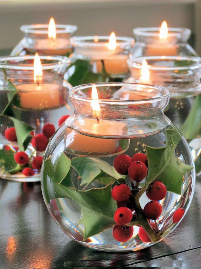 Декорирование стола занимательный процесс, который поможет отвлечься от новогодней суеты