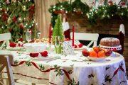 Фото 36 Идеи и советы от мастеров сервировки: как гармонично украсить стол на Новый год 2019