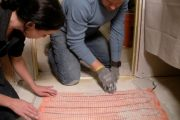 Фото 12 Внесезонный уют для всей семьи: как сделать теплый пол в деревянном доме