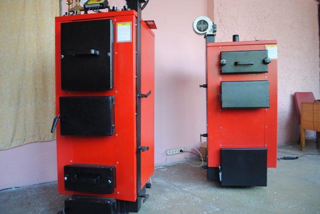 Экологичные и энергоэффективные котлы длительного горения, благодаря полному сгоранию топлива