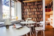 Фото 31 Дизайн кофеен: обзор уютных интерьеров для истинных гурманов и кофеманов