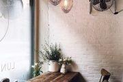 Фото 8 Дизайн кофеен: обзор уютных интерьеров для истинных гурманов и кофеманов