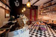 Фото 15 Дизайн кофеен: обзор уютных интерьеров для истинных гурманов и кофеманов