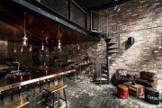 Фото 24 Дизайн кофеен: обзор уютных интерьеров для истинных гурманов и кофеманов