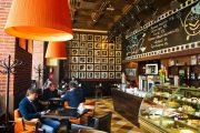 Фото 34 Дизайн кофеен: обзор уютных интерьеров для истинных гурманов и кофеманов