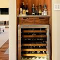 Домашний мини-бар: 80 лучших интерьерных идей для создания небольшой винотеки фото