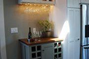 Фото 4 Домашний мини-бар: 80 лучших интерьерных идей для создания небольшой винотеки