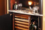 Фото 5 Домашний мини-бар: 80 лучших интерьерных идей для создания небольшой винотеки