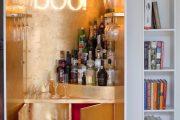 Фото 23 Домашний мини-бар: 80 лучших интерьерных идей для создания небольшой винотеки