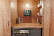 Фото 28 Домашний мини-бар: 80 лучших интерьерных идей для создания небольшой винотеки