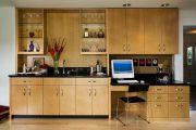 Фото 32 Домашний мини-бар: 80 лучших интерьерных идей для создания небольшой винотеки