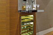 Фото 36 Домашний мини-бар: 80 лучших интерьерных идей для создания небольшой винотеки