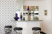 Фото 37 Домашний мини-бар: 80 лучших интерьерных идей для создания небольшой винотеки