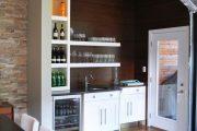 Фото 39 Домашний мини-бар: 80 лучших интерьерных идей для создания небольшой винотеки