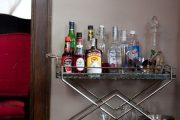 Фото 41 Домашний мини-бар: 80 лучших интерьерных идей для создания небольшой винотеки