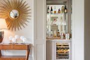 Фото 43 Домашний мини-бар: 80 лучших интерьерных идей для создания небольшой винотеки