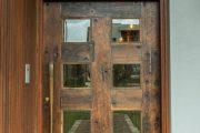 Фото 6 Двери в стиле лофт: эстетика индастриала и нечто большее, чем просто вход