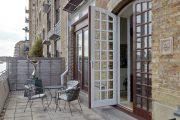 Фото 15 Двери в стиле лофт: эстетика индастриала и нечто большее, чем просто вход