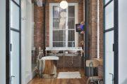 Фото 17 Двери в стиле лофт: эстетика индастриала и нечто большее, чем просто вход