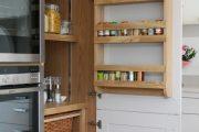 Фото 1 Хранение специй на кухне: 75+ функциональных идей для тех, кто привык к бескомпромиссному порядку