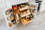 Фото 4 Хранение специй на кухне: 75+ функциональных идей для тех, кто привык к бескомпромиссному порядку