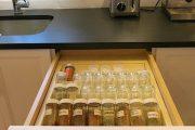 Фото 5 Хранение специй на кухне: 75+ функциональных идей для тех, кто привык к бескомпромиссному порядку