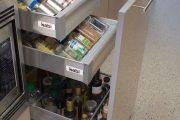 Фото 8 Хранение специй на кухне: 75+ функциональных идей для тех, кто привык к бескомпромиссному порядку