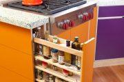 Фото 11 Хранение специй на кухне: 95+ функциональных идей для тех, кто привык к бескомпромиссному порядку