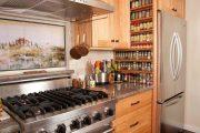 Фото 14 Хранение специй на кухне: 75+ функциональных идей для тех, кто привык к бескомпромиссному порядку