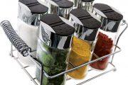 Фото 28 Хранение специй на кухне: 75+ функциональных идей для тех, кто привык к бескомпромиссному порядку
