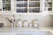 Фото 30 Хранение специй на кухне: 75+ функциональных идей для тех, кто привык к бескомпромиссному порядку