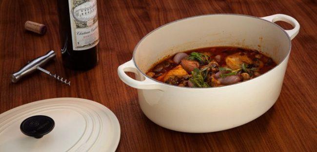 Пища в красивой и чистой посуде всегда кажется еще вкуснее