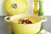 Фото 10 Как очистить пригоревшую эмалированную кастрюлю? Обзор лучших химических и народных средств