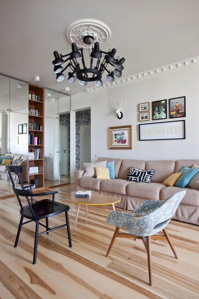 Как визуально увеличить комнату? (Советы-Рекомендации) 2018
