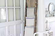 Фото 12 Мешковина в интерьере: 80+ идей для создания атмосферы кантри, прованса и бохо