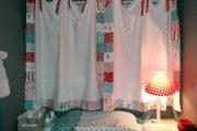 Фото 23 Шторы в стиле пэчворк: 70+ уютных идей для дома и как сшить своими руками