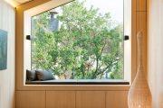 Фото 11 Подоконник-диван: 80 комфортных идей, которые способны преобразить любой интерьер