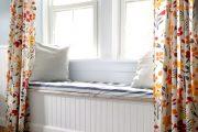 Фото 15 Подоконник-диван: 80 комфортных идей, которые способны преобразить любой интерьер