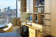 Фото 22 Подоконник-диван: 80 комфортных идей, которые способны преобразить любой интерьер