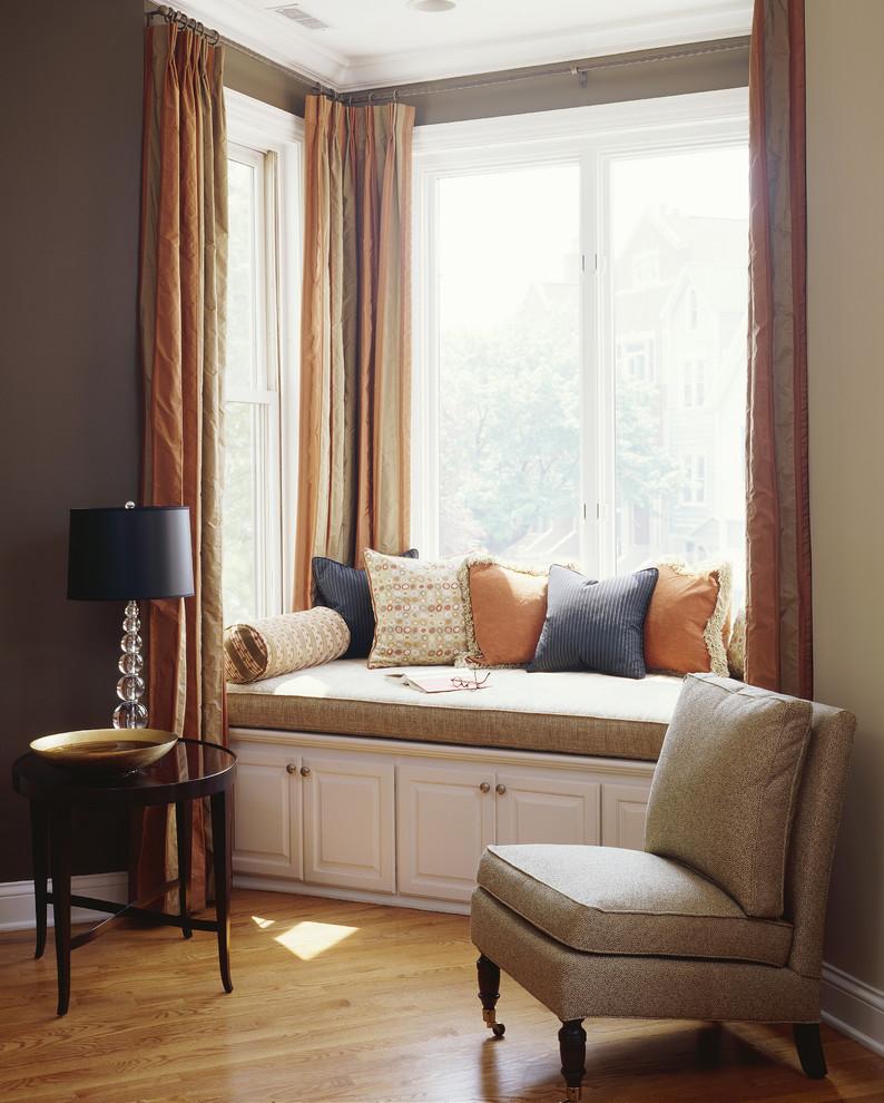 Дизайн диван у окна фото дизайн