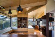 Фото 6 Подоконник-диван: 80 комфортных идей, которые способны преобразить любой интерьер
