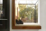 Фото 41 Подоконник-диван: 80 комфортных идей, которые способны преобразить любой интерьер